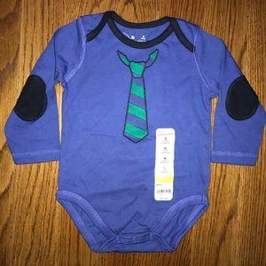Jumping Beans Baby Boys 9m Onesie Bodysuit NWT